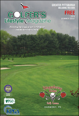 Fall 2013 Issues of Golfer's Lifestyle Magazine